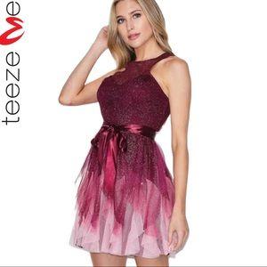 🔴Flash Sale 🔴New Year's Glitter Mini Dress New